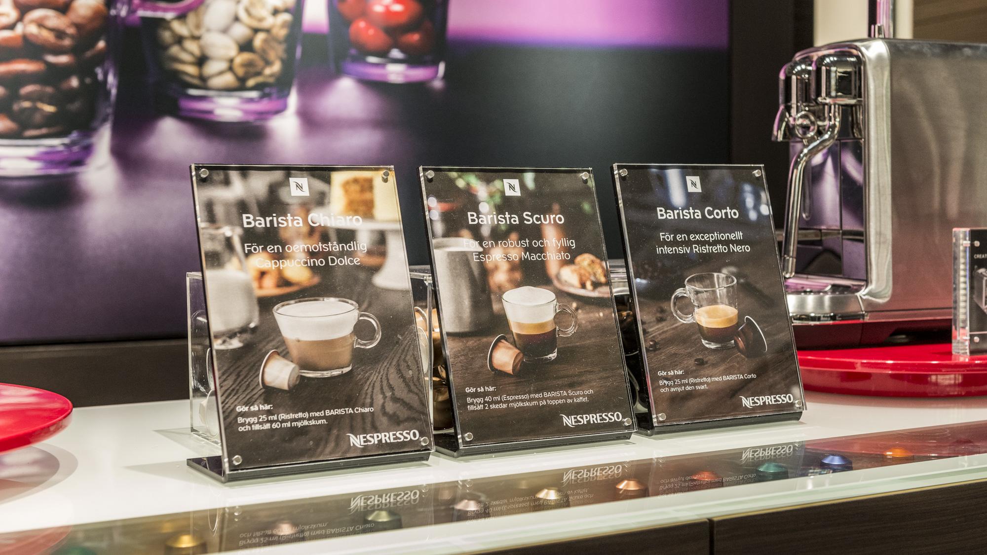 Counter Retail Displays